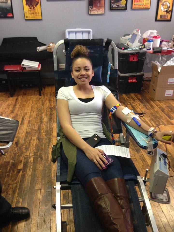 8th Annual Blood Drive – Event Photo